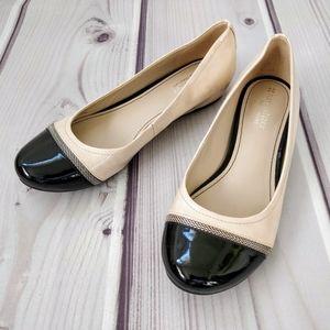 Naturalizer Nehara Patent Leather Ballet Flats
